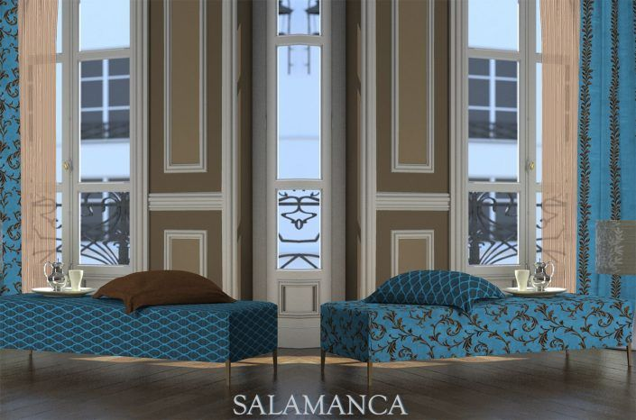 Jacquards | Colección Salamanca