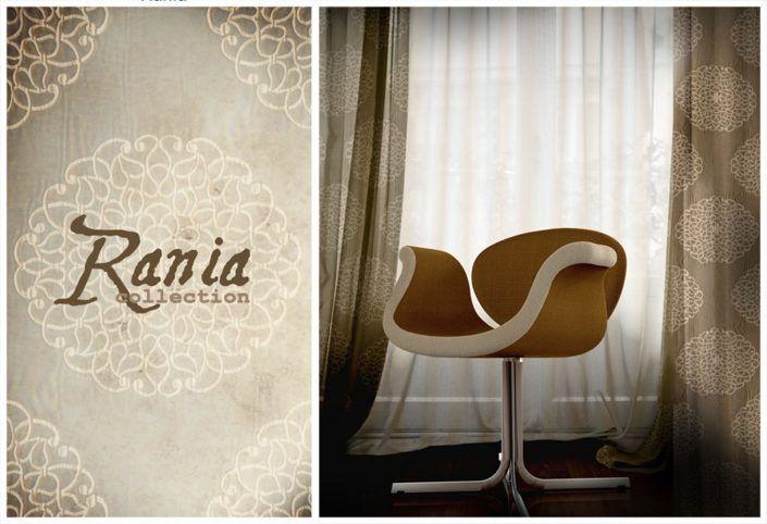 Jacquards | Colección Rania