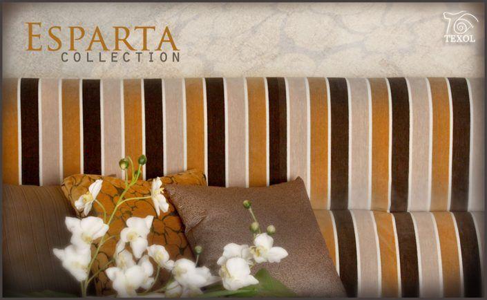 Tapicería Colección Esparta